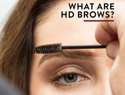 HD Brows. Ohyes.