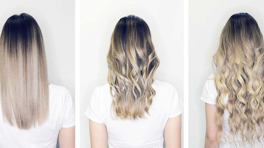 How do you say it again? Balayage?